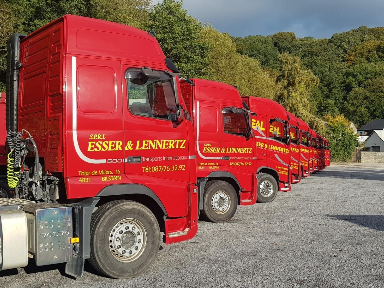 Esser et Lennertz SRL - Transport